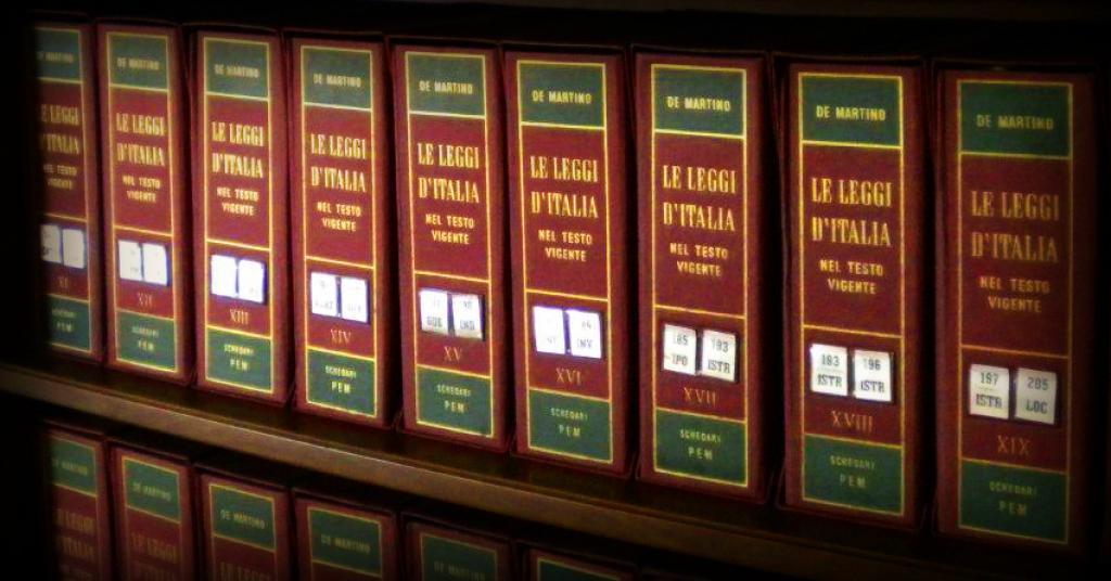 Le Leggi D'Italia